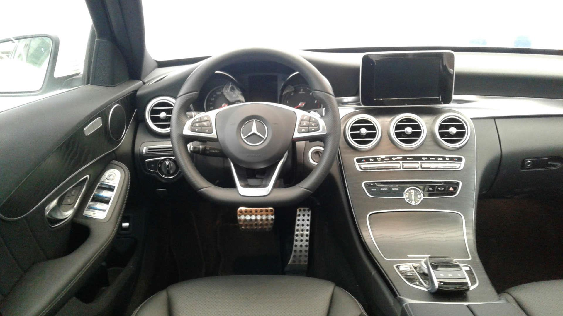 mercedes c serisi 1 6 c 200 d amg 7g tronic maestro otomotiv. Black Bedroom Furniture Sets. Home Design Ideas