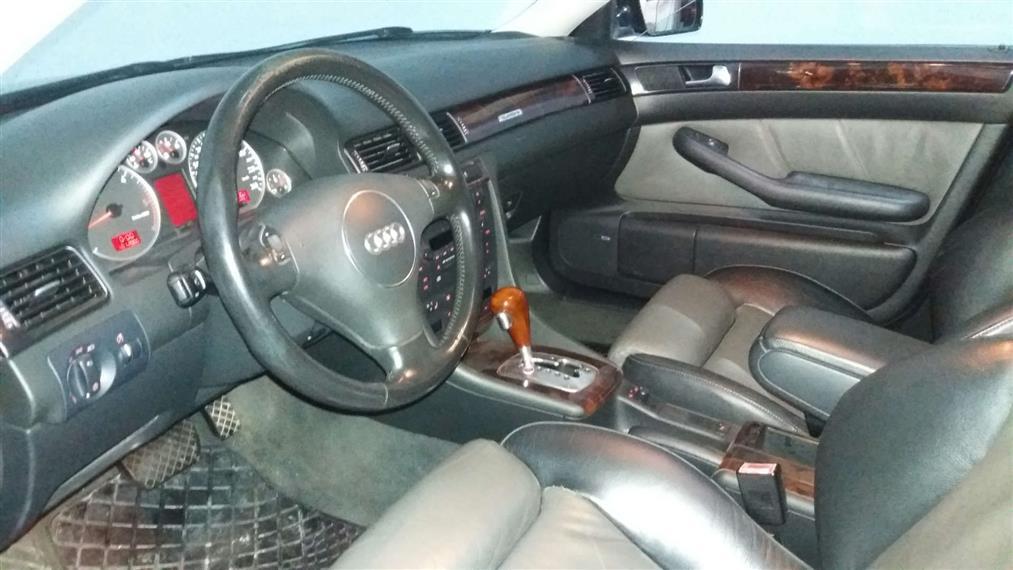 İkinci El Audi A6 2.5 TDI QUATTRO TIPTRONIC 2003 - Satılık Araba Fiyat - Otoshops