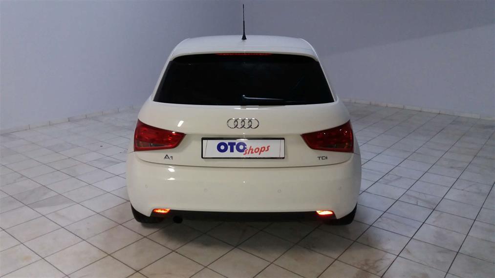 İkinci El Audi A1 1.6 TDI ATTRACTION S-TRONIC SPORTBACK 2014 - Satılık Araba Fiyat - Otoshops