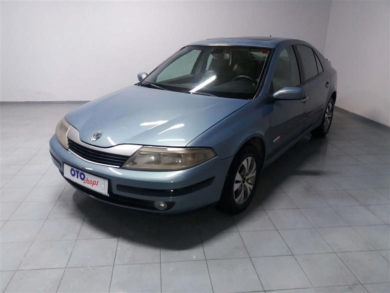 Ikinci El Renault Laguna 16 16v Privilege Ii 2003 Satılık Araba