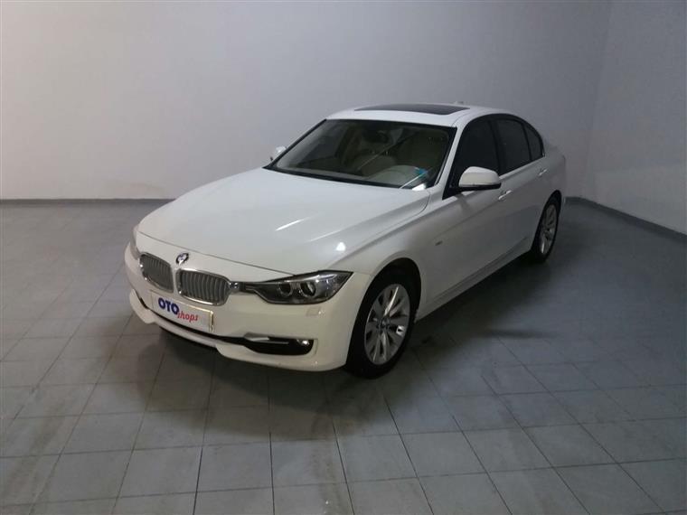 Ikinci El Bmw 3 Serisi 20 320d Aut 2012 Satılık Araba Fiyat