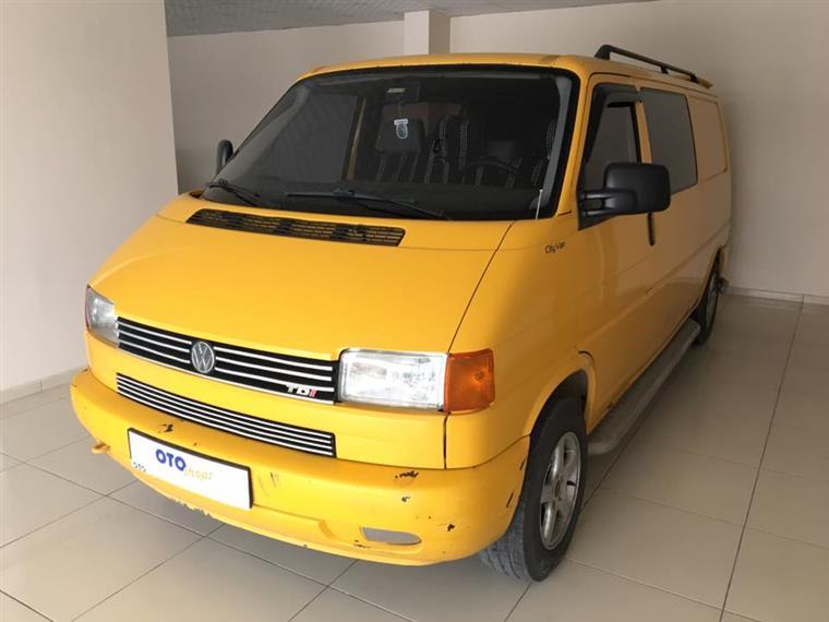 İkinci el volkswagen transporter 2.5 tdi 130hp cityvan ac 4+1 2001