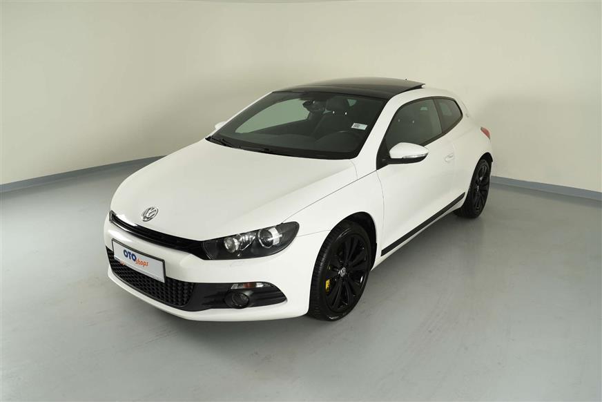 ✖ İkinci el volkswagen scirocco 1.4 tsi 160hp white edition 2012