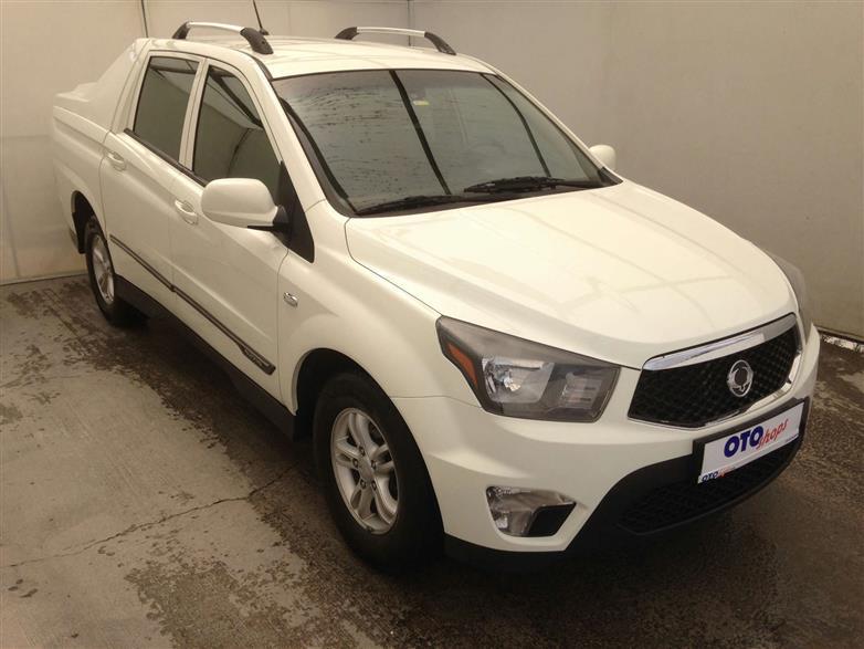 İkinci El Ssangyong Korando Sports 2.0 XDI 2WD 2013 - Satılık Araba Fiyat - Otoshops