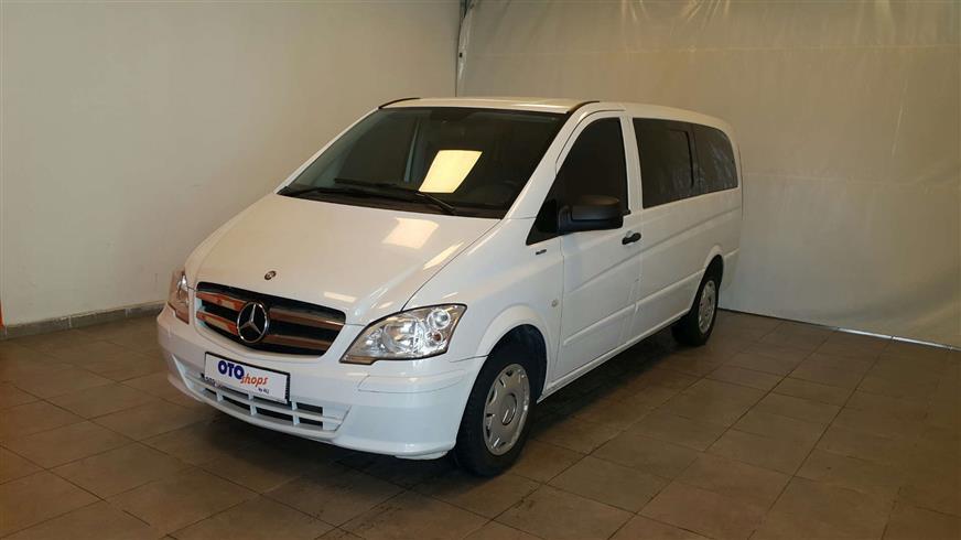 ✖ İkinci el mercedes vito 2.1 cdi m328 minibus 8+1 2013 - satılık