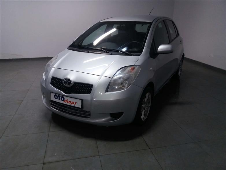 ✖ İkinci el toyota yaris 1.4 d-4d terra 2007 - satılık araba