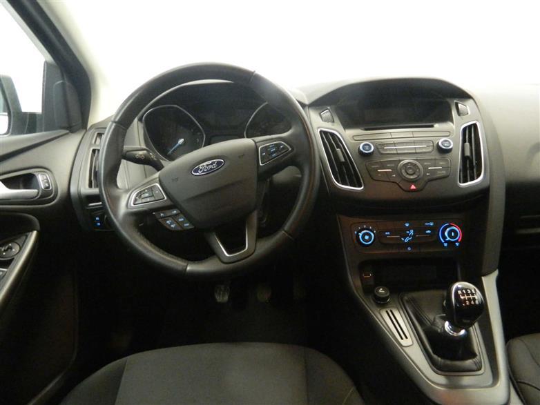 İkinci El Ford Focus 1.6 TDCI 95HP TREND X 2016 - Satılık Araba Fiyat - Otoshops