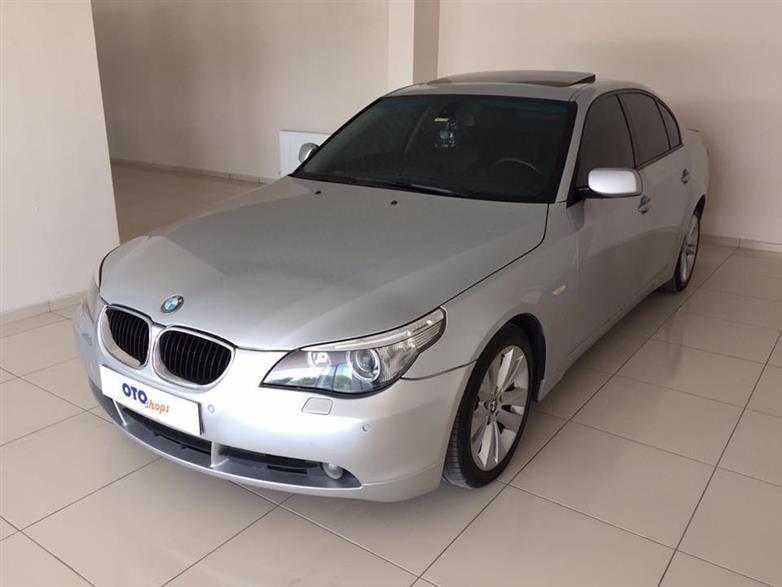 ✖ İkinci el bmw 5 serisi 520i 2005 - satılık araba fiyat - otoshops
