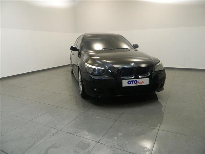 İkinci El BMW 5 Serisi 520DA 2008 - Satılık Araba Fiyat - Otoshops
