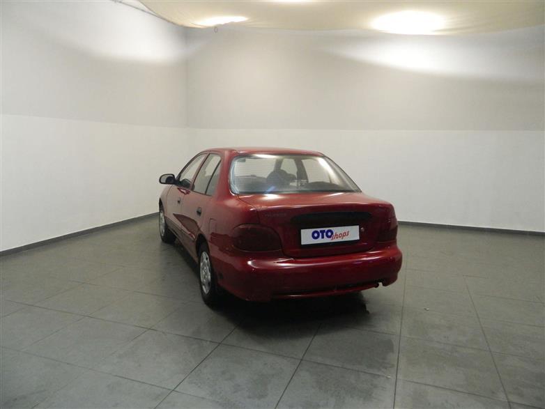 İkinci El Hyundai Accent 1.3 LX 1998 - Satılık Araba Fiyat - Otoshops