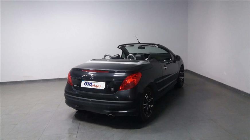 ✖ İkinci el peugeot 207 cc 1.6 vti 120hp roland garros aut 2010