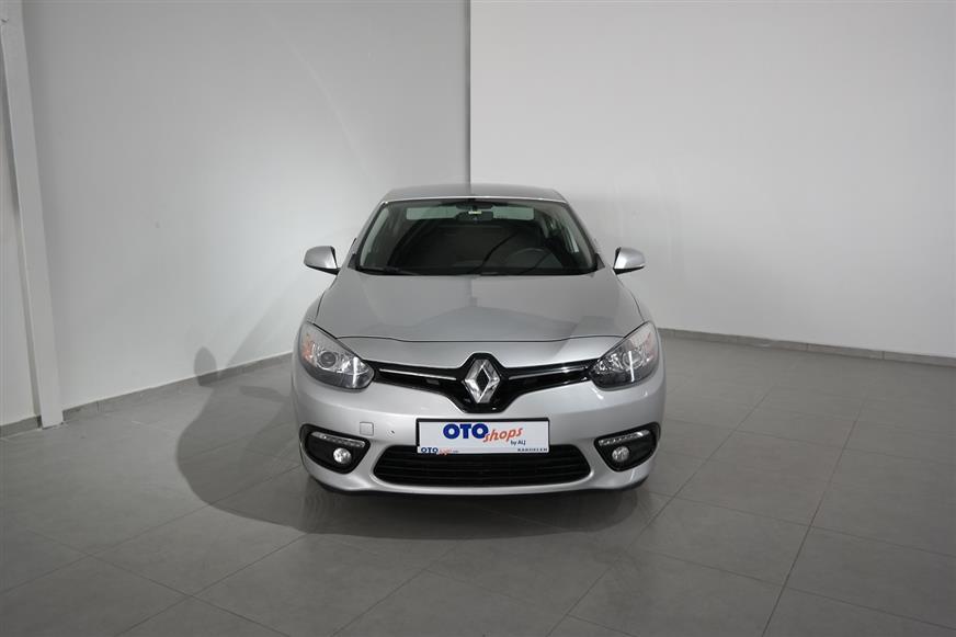 İkinci El Renault Fluence 1.5 DCI 90HP ECO2 TOUCH EURO5 2015 - Satılık Araba Fiyat - Otoshops