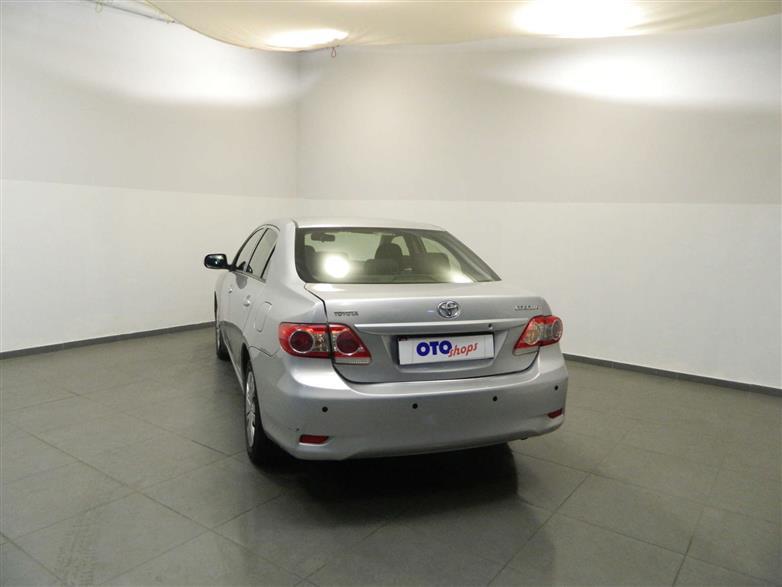 İkinci El Toyota Corolla 1.4 D-4D COMFORT MT 2011 - Satılık Araba Fiyat - Otoshops