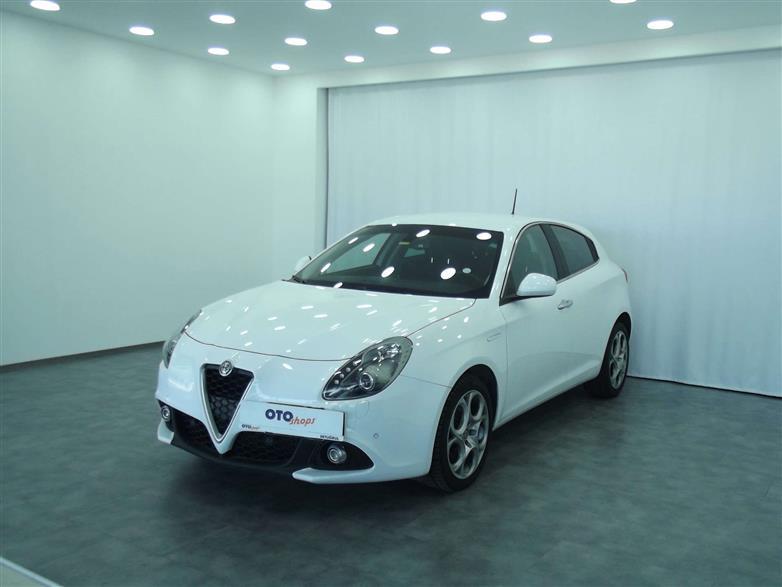 İkinci El Alfa Romeo Giulietta 1.6 JTD 120HP PROGRESSION TCT 2016 - Satılık Araba Fiyat - Otoshops