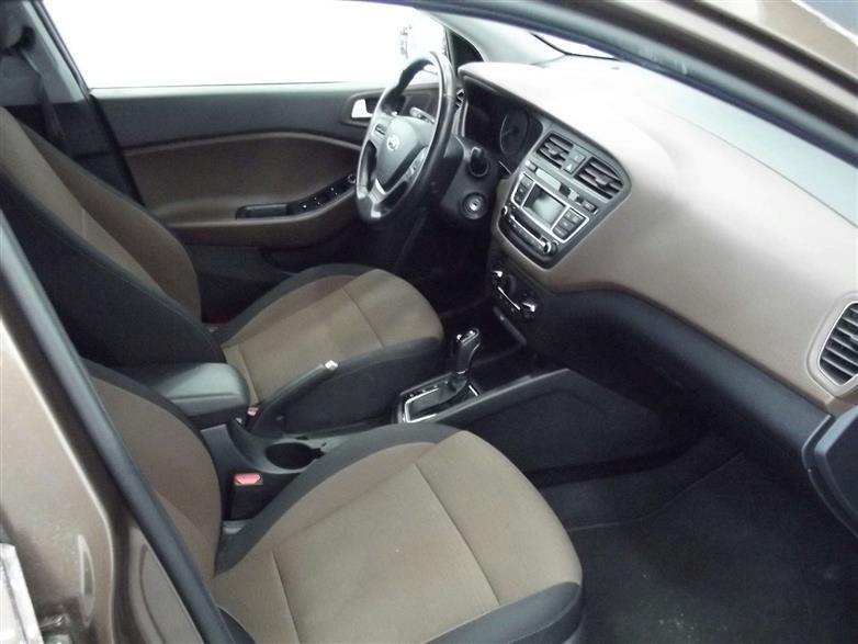 İkinci El Hyundai i20 1.4 MPI STYLE+ AUT 2015 - Satılık Araba Fiyat - Otoshops