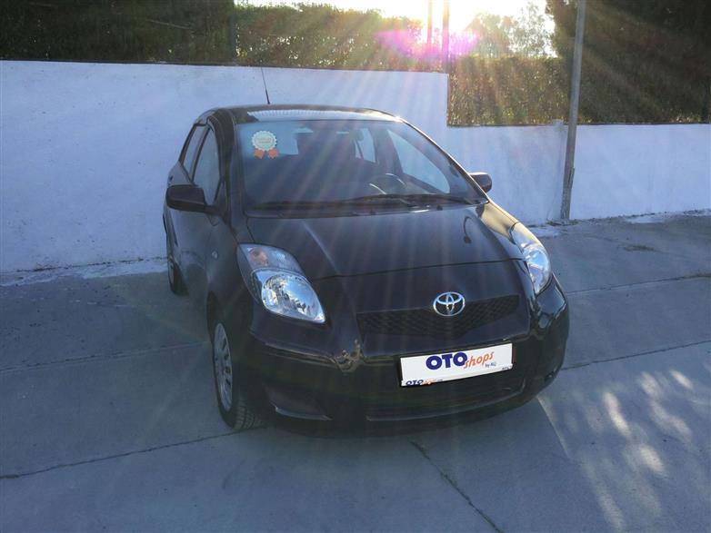 İkinci El Toyota Yaris 1.33 TERRA SPORTY 2011 - Satılık Araba Fiyat - Otoshops
