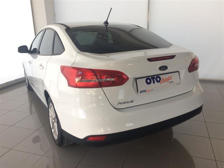 İkinci El Ford Focus 1.5 TDCI 120HP TREND X POWERSHIFT HB 2017 - Satılık Araba Fiyat - Otoshops