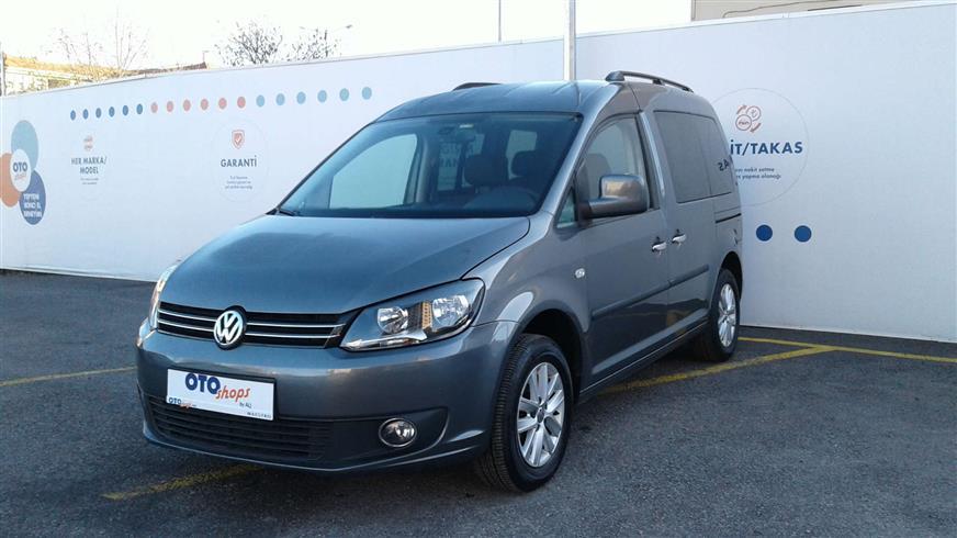 Ikinci El Volkswagen Caddy 1 6 Tdi Comfortline 2014 Satilik Araba