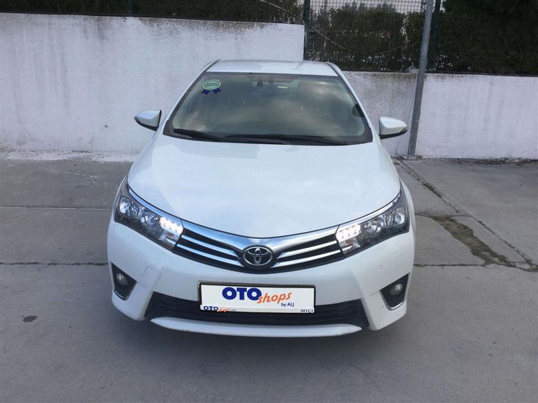İkinci El Toyota Corolla 1.6 ADVANCE MULTIDRIVE S AUT 2016 - Satılık Araba Fiyat - Otoshops