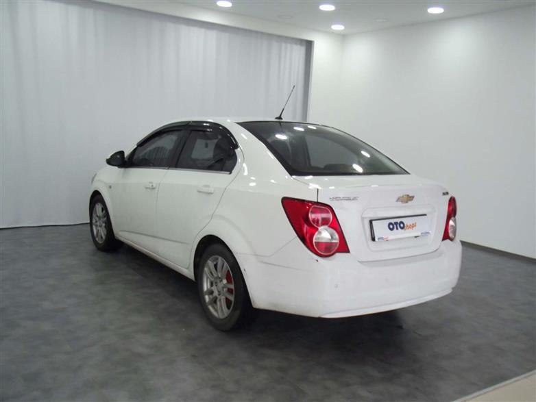 İkinci El Chevrolet Aveo 1.4 16V LTZ AUT 2011 - Satılık Araba Fiyat - Otoshops