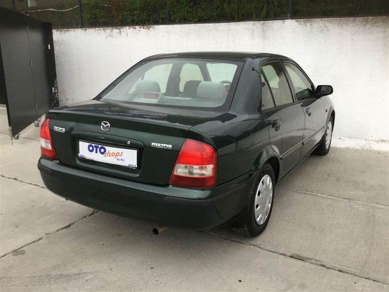 İkinci El Mazda 323 1.6L MT FULL 2001 - Satılık Araba Fiyat - Otoshops