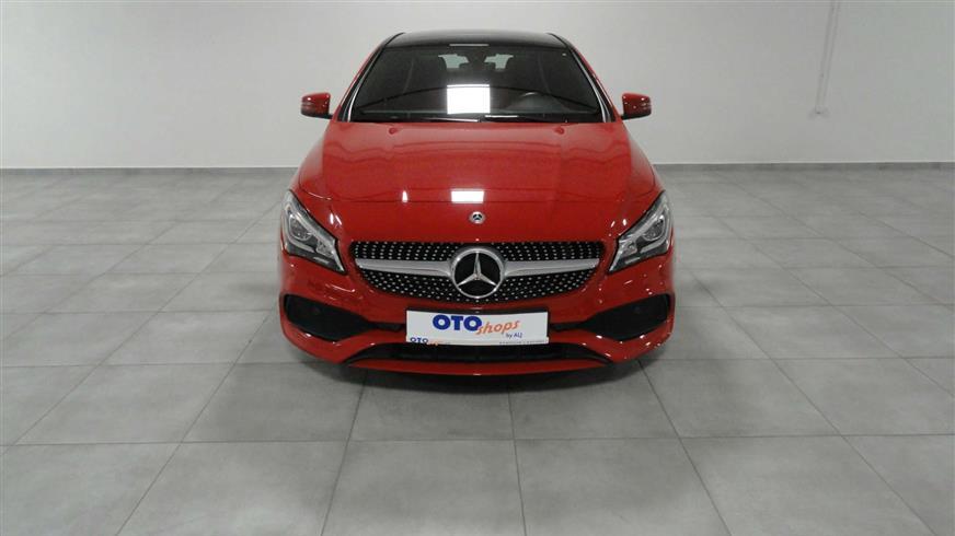 İkinci El Mercedes CLA-Serisi 1.5 180 D AMG 2017 - Satılık Araba Fiyat - Otoshops