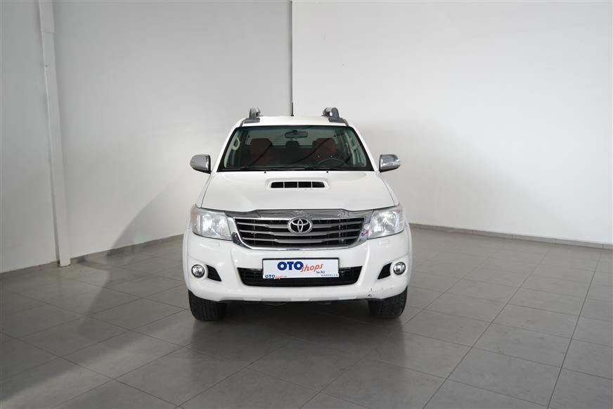 İkinci El Toyota Hilux 3.0 D-4D ELEGANT 4WD AUT 2012 - Satılık Araba Fiyat - Otoshops