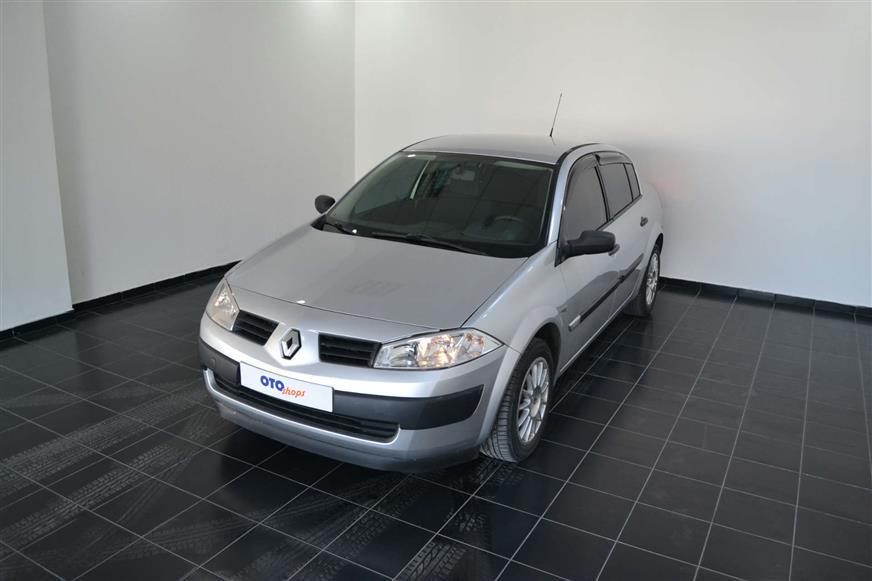 Ikinci El Renault Megane 15 Dci Authentique Ii 2005 Satılık Araba