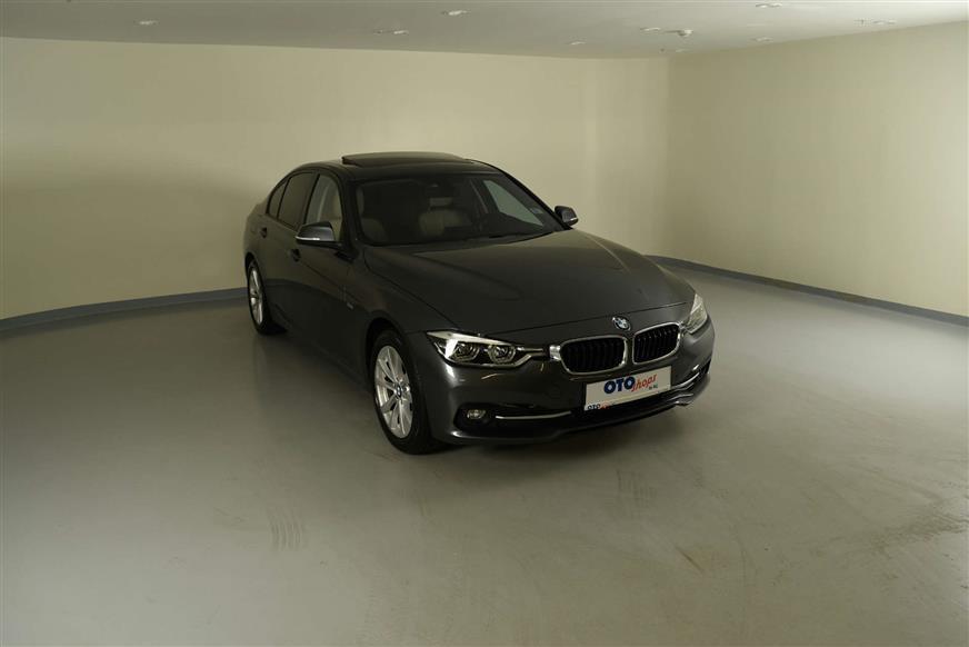 İkinci El BMW 3 Serisi 320D SPORT PLUS 2017 - Satılık Araba Fiyat - Otoshops