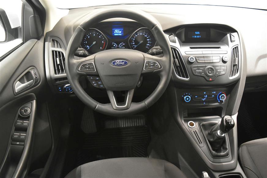 İkinci El Ford Focus 1.6 TDCI 95HP TREND X 2015 - Satılık Araba Fiyat - Otoshops