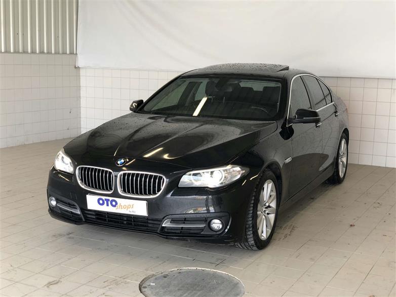 İkinci El BMW 5 Serisi 1.6 520I 2016 - Satılık Araba Fiyat - Otoshops