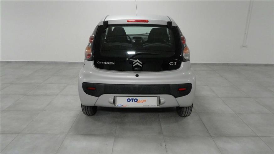 İkinci El Citroen C1 1.0I SX SENSODRIVE 2012 - Satılık Araba Fiyat - Otoshops
