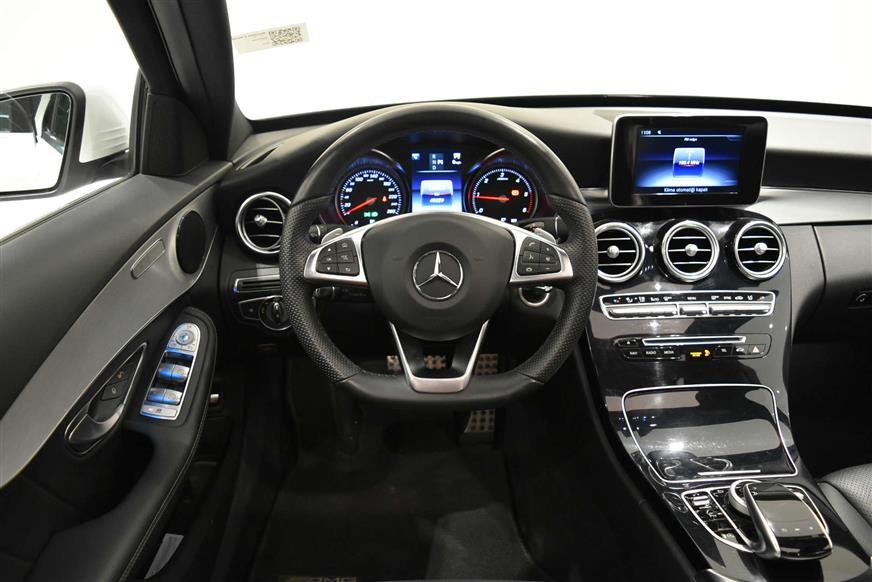 İkinci El Mercedes C-Serisi C 200 D - AMG 2017 - Satılık Araba Fiyat - Otoshops