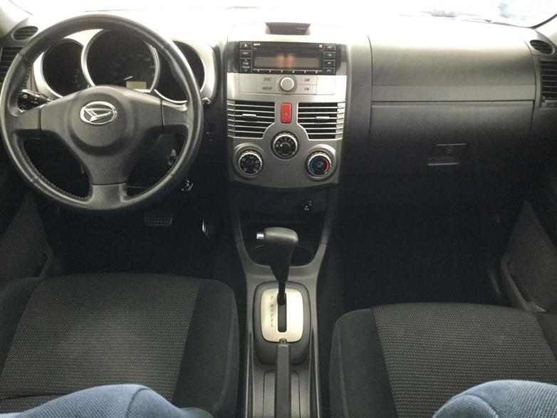 İkinci El Daihatsu Terios 1.5 GOLD AUT 2009 - Satılık Araba Fiyat - Otoshops