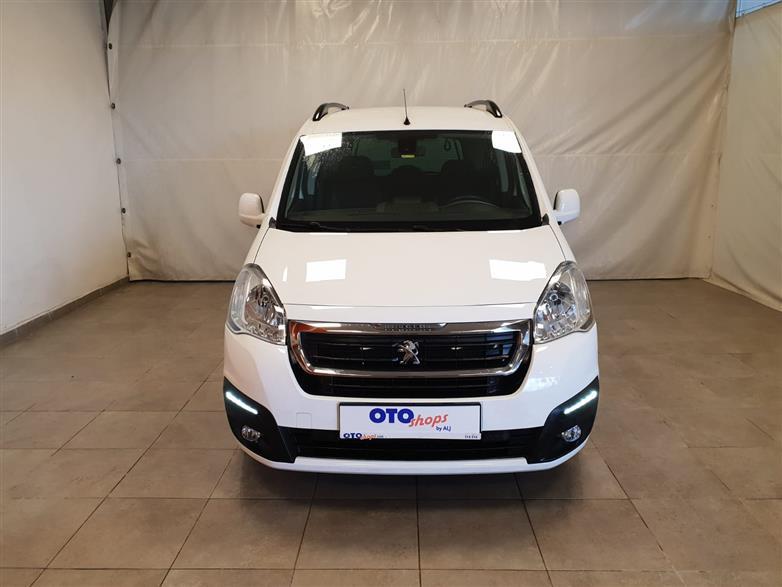 İkinci El Peugeot Partner Tepee 1.6 HDI 115HP TEPEE ALLURE ESP 2016 - Satılık Araba Fiyat - Otoshops