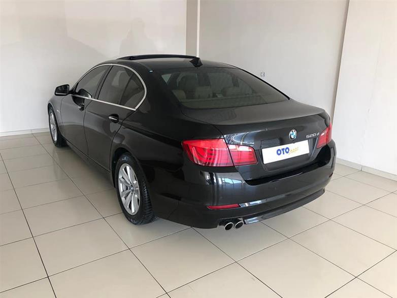 İkinci El BMW 5 Serisi 2.0 520D AUT PREMIUM 2011 - Satılık Araba Fiyat - Otoshops