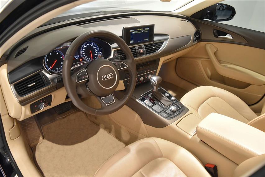 İkinci el audi a6 2.0 tdi 170hp multitronic 2014 - satılık araba