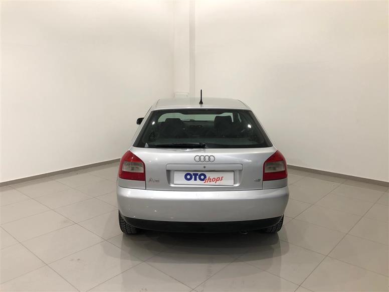 İkinci El Audi A3 1.6 AMBITION AUT 2003 - Satılık Araba Fiyat - Otoshops