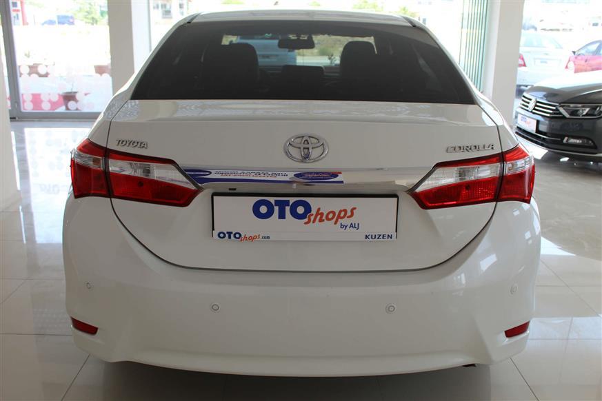İkinci El Toyota Corolla 1.6 PREMIUM MULTIDRIVE S NAV AUT 2015 - Satılık Araba Fiyat - Otoshops
