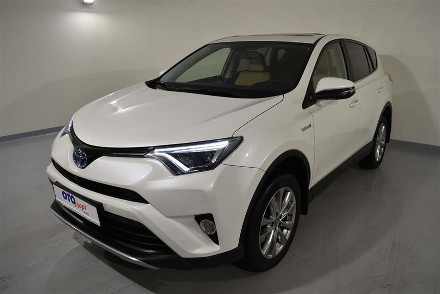 İkinci El Toyota RAV4 Hybrid 2.5 HYBRID PREMIUM PLUS 4X4 2017 - Satılık Araba Fiyat - Otoshops