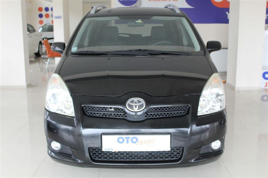 İkinci El Toyota Corolla Verso 1.6 COMFORT EXTRA 2009 - Satılık Araba Fiyat - Otoshops