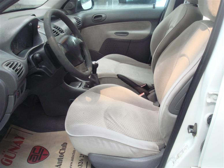 İkinci El Peugeot 206 1.4 XT 2004 - Satılık Araba Fiyat - Otoshops