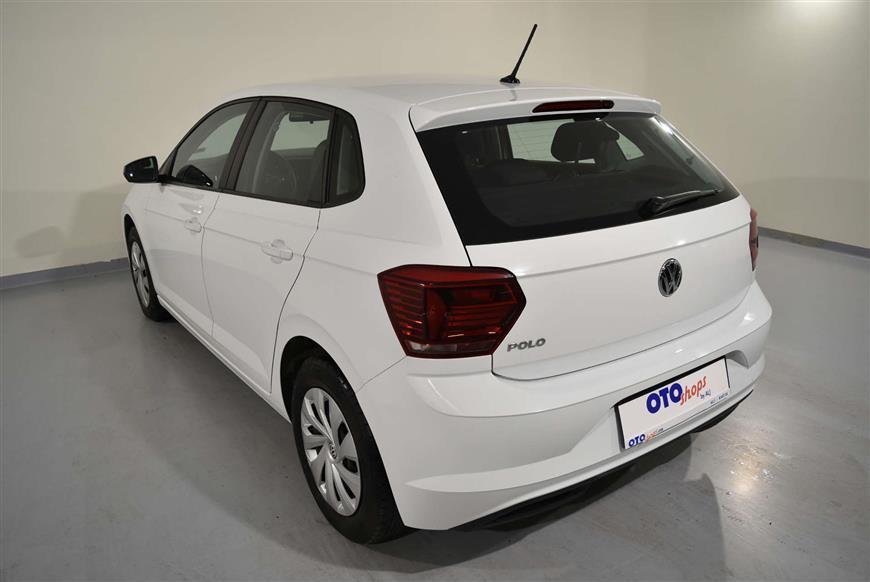 İkinci El Volkswagen Polo 1.6 TDI 80HP TRENDLINE SCR 2017 - Satılık Araba Fiyat - Otoshops