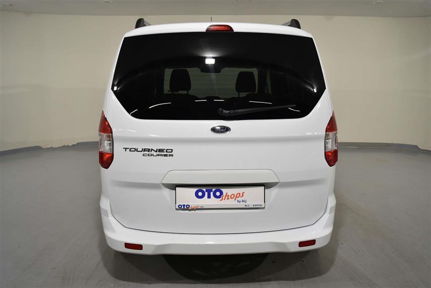 İkinci El Ford Tourneo Courier 1.5 TDCI 95HP TITANIUM 2018 - Satılık Araba Fiyat - Otoshops