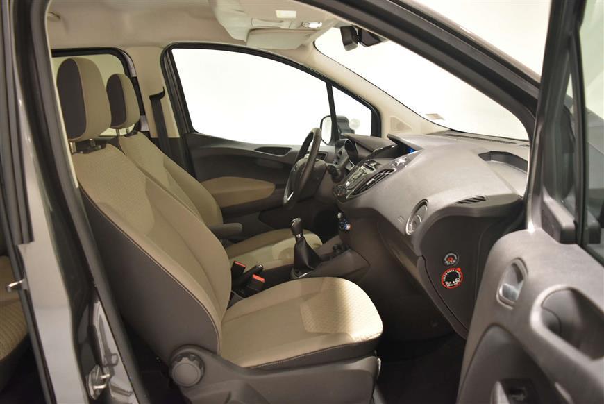 İkinci El Ford Tourneo Courier 1.5 TDCI 95HP TITANIUM PLUS 2018 - Satılık Araba Fiyat - Otoshops