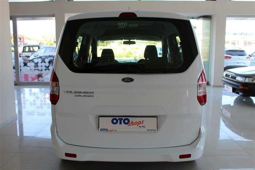 İkinci El Ford Tourneo Courier 1.5 TDCI 75HP  DELUXE 2017 - Satılık Araba Fiyat - Otoshops
