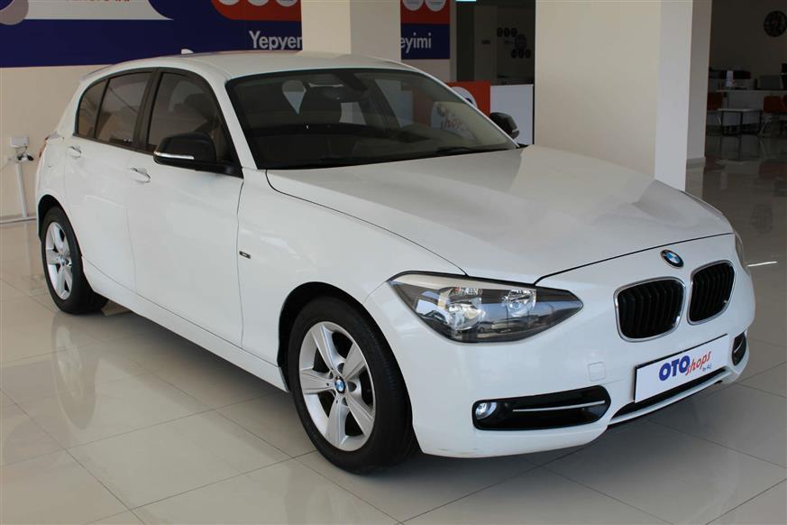 İkinci El BMW 1 Serisi 1.6 116I SPORT LINE AUT 2012 - Satılık Araba Fiyat - Otoshops