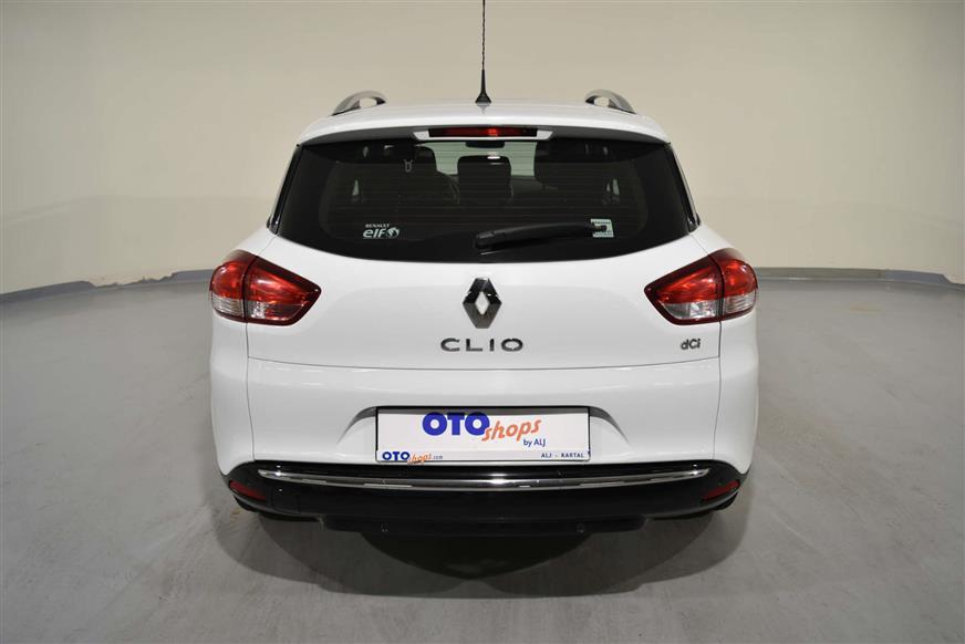 İkinci El Renault Clio Sport Tourer 1.5 DCİ 90HP ICON EDC 2018 - Satılık Araba Fiyat - Otoshops