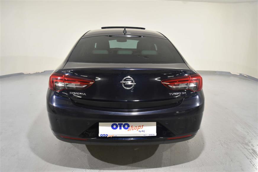 İkinci El Opel Insignia 1.6 CDTI 136HP EXCELLENCE AT6  GRAND SPORT 2017 - Satılık Araba Fiyat - Otoshops