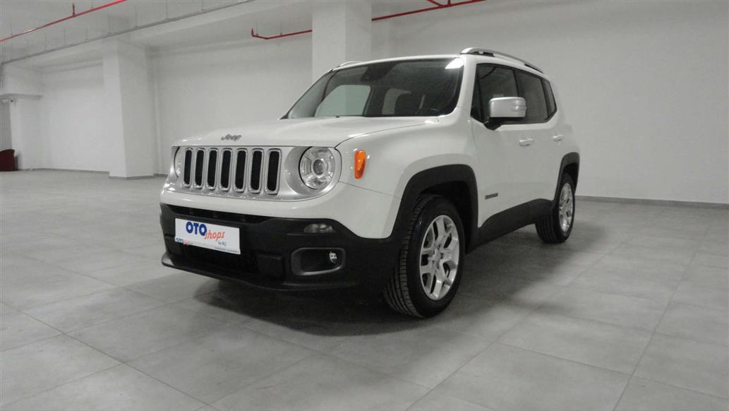 İkinci El Jeep Renegade 1.6 MJET LIMITED 4X2 DDCT 2017 - Satılık Araba Fiyat - Otoshops